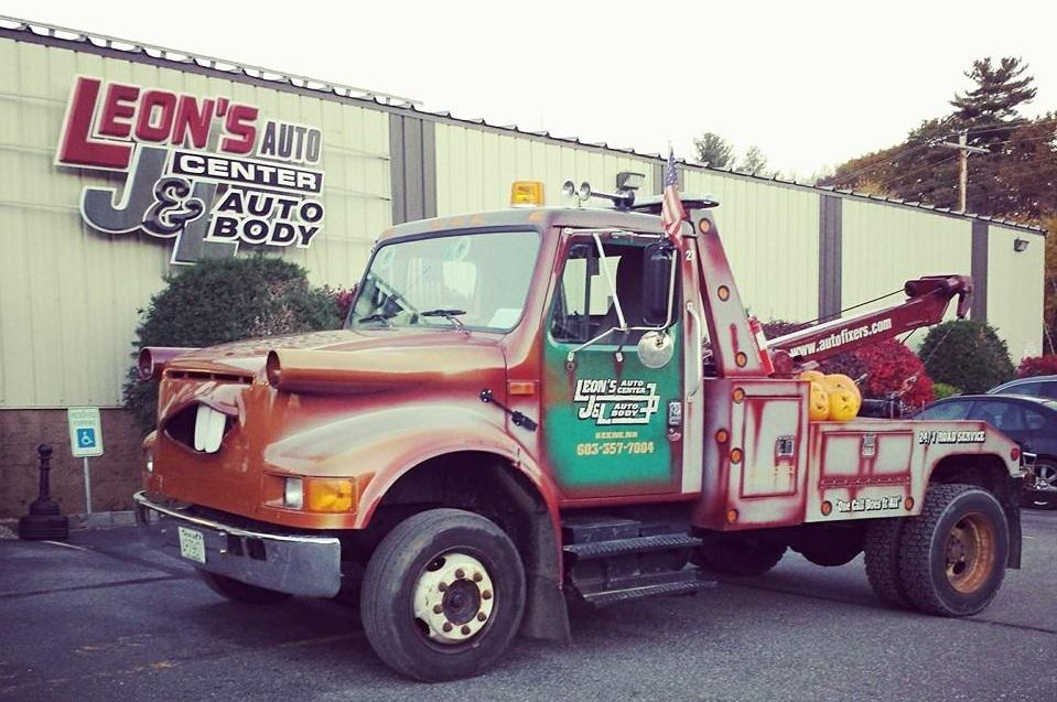 24/7 Towing and Emergency Roadside Assistance - Keene NH