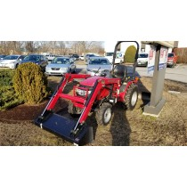 2013 Mahindra Max 25 HST 4wd Tractor
